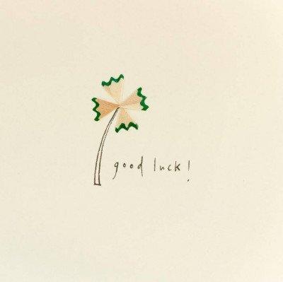 Growing Concepts Wenskaart - Good Luck