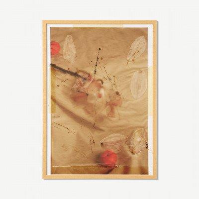 MADE.COM MEP Studio Mandarines, ingelijste print, door Karla Hiraldo Voleau, A2