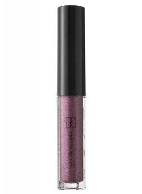HEMA Metallic Lipgloss Power Purple (paars)