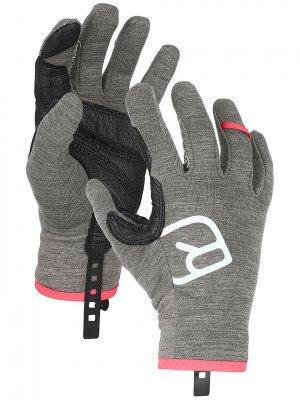Ortovox Ortovox Fleece Light Gloves grijs