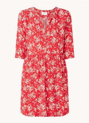 BAenSH ba&sh Vlada mini blousejurk met bloemenprint