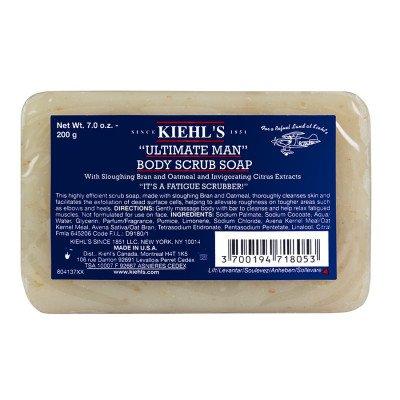 Kiehls Kiehl's Ultimate Man Bodyscrub 200 g