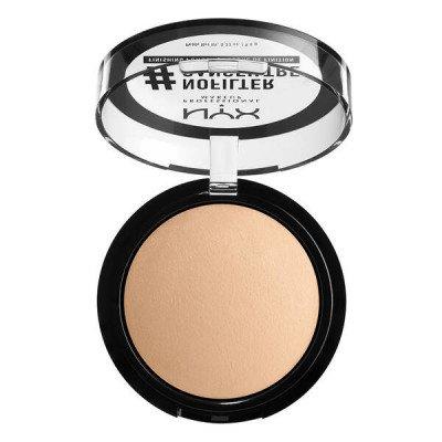 NYX Professional Makeup NYX Professional Makeup No Filter Finishing Powder Medium Olive