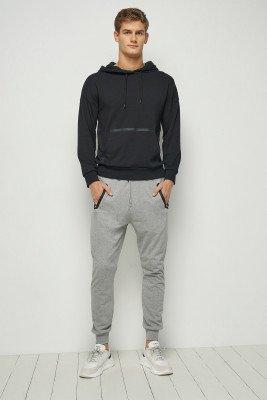 Fabian Kitzweger for nu-in Bonded Zipper Slim Fit Joggers