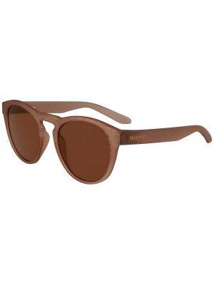 Dragon Dragon Opus Rosewood Sunglasses bruin
