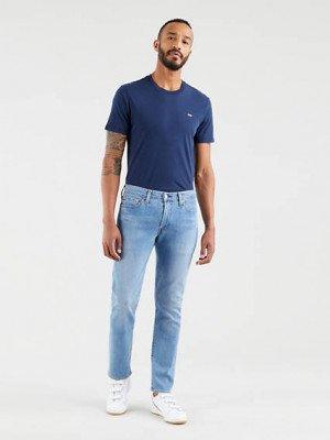 Levi's 511™ Slim Jeans - Blauw / Corfu Got Friends