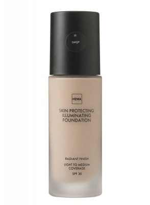 HEMA HEMA Skin Protecting Illuminating Foundation Beige 01 (beige)
