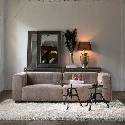 Rivièra Maison Rivièra Maison Bijzettafel 'Bricklane' 56cm