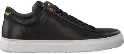Blackstone Zwarte Blackstone Lage Sneakers Sg30
