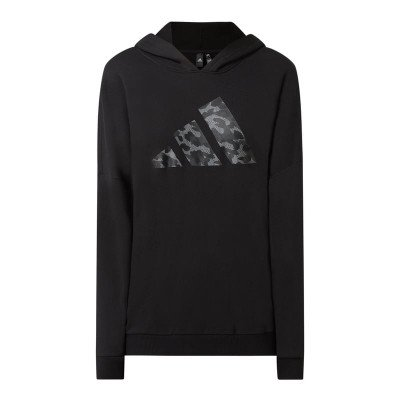 adidas performance Oversized hoodie met logo