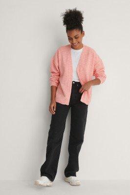 Trendyol Trendyol Amy Knit Cardigan - Pink