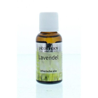 Jacob Hooy Lavendel olie - 30ml Jacob Hooy