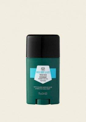 Maca Root & Aloe Fresh Kick Deodorant 75 G