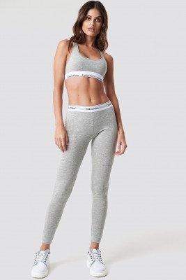 Calvin Klein Calvin Klein Pyjama Pant Modern Cotton - Grey