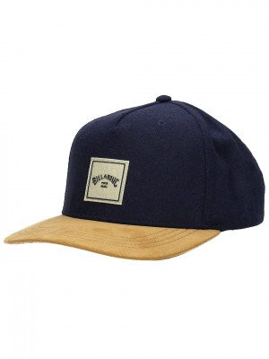 Billabong Billabong Stacked Up Snapback Cap blauw