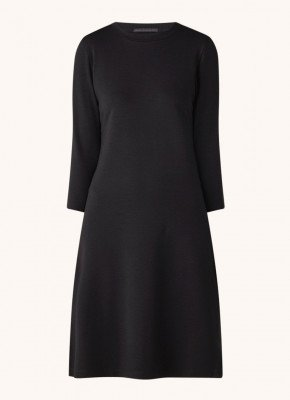 drykorn DRYKORN Fagi mini jurk in lyocellblend