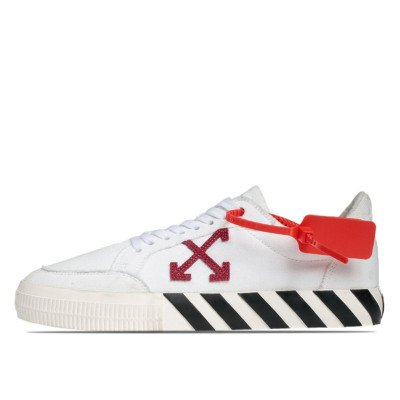 Off-White Off-White Vulc Low Top White Violet (2020)
