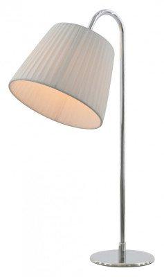 Artistiq Living Artistiq Tafellamp 'Philippe', 54 cm, kleur Wit