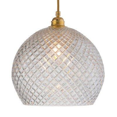 Ebb en Flow EBB & FLOW Rowan hanglamp, goud Ø 28cm