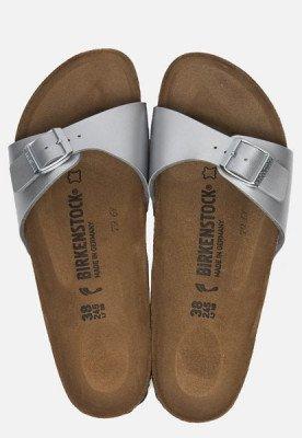 Birkenstock Birkenstock Madrid slippers zilver