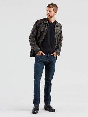 Levi's 501® Levi's® Original Jeans - Blauw / Snoot