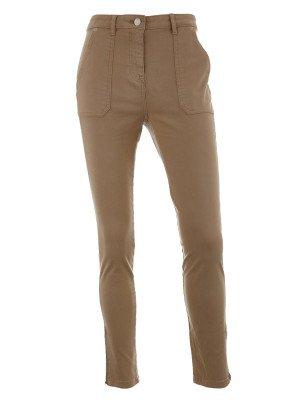 Tommy Hilfiger Tommy Hilfiger Broek Cotton Stretch Cargo Skinny Pant WW0WW27282