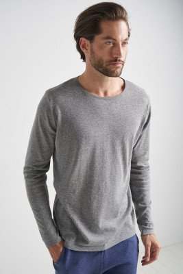 nu-in 100% Recycled Lightweight Crew Neck Jumper