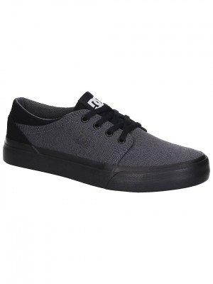 DC Trase TX SE Sneakers zwart