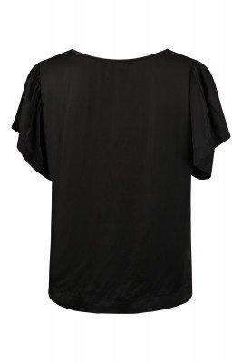 Le ballon Le Ballon Shirt / Top Zwart 18506