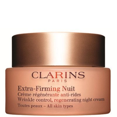 Clarins Extra-Firming Nuit - All Skin Types Nachtverzorging 50 ml