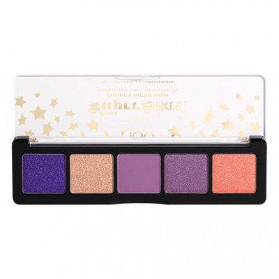NYX Professional Makeup NYX Professional Makeup Holidays 2021 Gimme Super Stars! Color Palette Crystal Flex