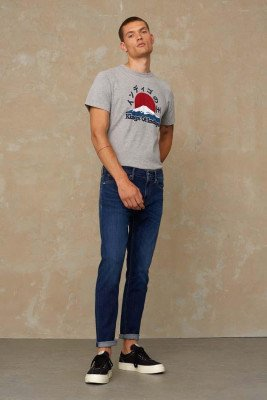 Kings of indigo Kings of Indigo - JOHN jeans Male - Blue