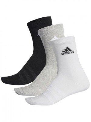 adidas Originals adidas Originals Light Crew 3PP Socks grijs