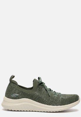 Skechers Skechers Ultra Flex 2.0 sneakers groen