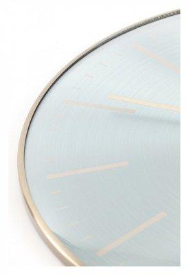 Light en Living Light & Living Klok 'Peria' Ø65cm, kleur Mintgroen