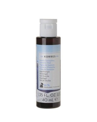 Korres Korres - Santorini Showergel - 40 ml