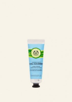 The Body Shop NL Special Edition Cool Cucumber Hand Cream 30 ML