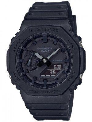 G-SHOCK G-SHOCK GA-2100-1A1ER zwart