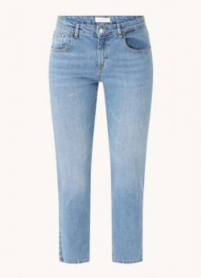 Alchemist alchemist Lilias mid waist slim fit cropped jeans met stretch