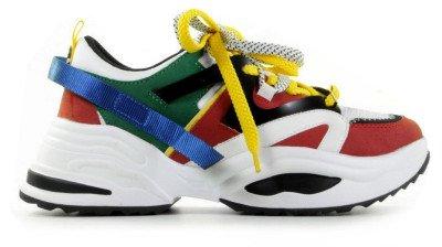 Steve Madden Steve Madden Fay Multicolor Damessneakers