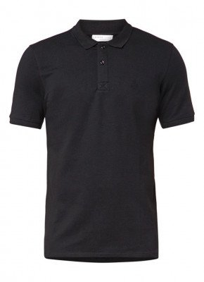 Selected Homme Selected Homme Aro regular fit polo met stretch