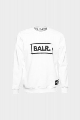 Chalk Straight Crew Neck