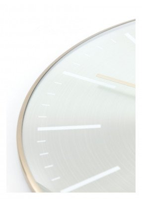 Light en Living Light & Living Klok 'Peria' Ø53cm, kleur Goud