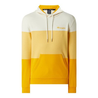 Champion Comfort fit hoodie in colour-blocking-design