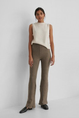 Trendyol Trendyol Soft Trousers - Brown