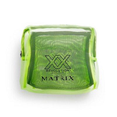 XX by Revolution XX by Revolution Matrix Cosmetic Mesh Bag Set