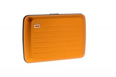 Ogon Designs Ogon Creditcardhouder Stockholm V2.0 Orange