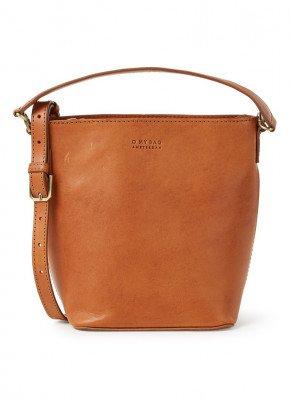 O My Bag O My Bag Bobbi handtas van leer