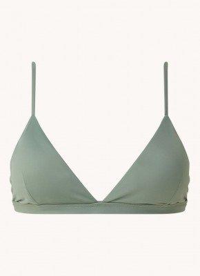 Aya Label Aya Label The Erato voorgevormde triangel bikinitop