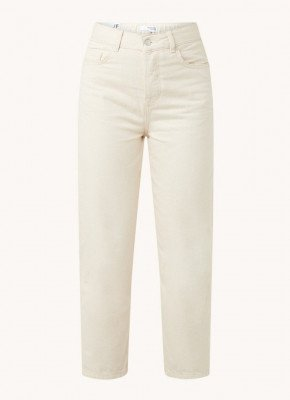 Selected Femme Selected Femme Frida high waist mom fit cropped jeans